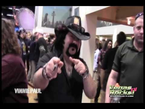TOMMY LEE, ORIANTHI, HALESTORM AND MORE NAMM 2012!